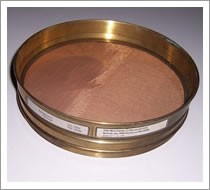 Copper Mesh Lab Sieves