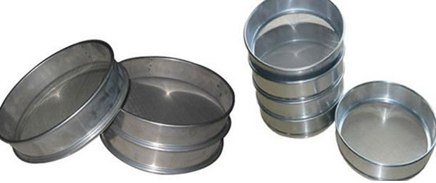 Microns Of Wire Mesh Lab Sieves Brass Wire Aisi 304 316