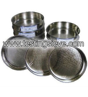 sand sieves vibrating screen